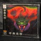 Salamander 1 2 Lifeforce Arcade Soundtrack KONAMI Japan GAME MUSIC CD