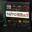 TAITO RETRO GAME MUSIC COLLECTION 4 Japan Game Music CD NEW