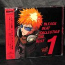 BLEACH BEAT BEST COLLECTION BEST 1 ANIME MUSIC CD NEW