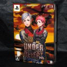 Under Defeat HD Game PS3 AND Sega Dreamcast Japan Action Shooting Game NEW