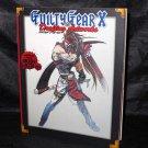 Guilty Gear X Drafting Artworks Japan GAME ART BOOK