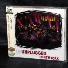 Nirvana MTV Unplugged In New York SHM-CD Japan Music CD NEW