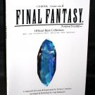 Final Fantasy Official Best Guitar Solo TAB Music Score Book and CD NEW