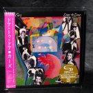 The Cars Door to Door 1987 album Japan SHM CD mini LP Cardboard Sleeve NEW