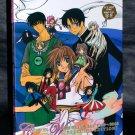 Clamp In Wonderland 1 & 2 1989-2006 Precious Edition Japan Original DVD NEW
