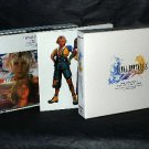 Final Fantasy X Original Soundtrack DigiCube 1st Edition GAME MUSIC 4 CD Set
