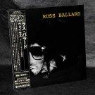 Russ Ballard Russ Ballard Bonus 2012 24Bit Remaster Japan LTD Mini LP CD NEW