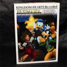 Kingdom Hearts Re:coded Ultimania Japan DS GAME GUIDE BOOK NEW