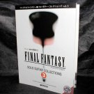 Final Fantasy Solo Guitar Collections 3 Book plus CD ☆ NEW ☆