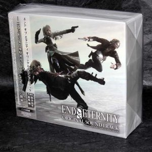 End of Eternity Resonance Fate Soundtrack XBOX 360 PS3 GAME MUSIC 6 CD SET NEW