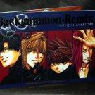 Saiyuki Backgammon Remix Kazuya Minekura YAOI JAPAN SKETCH ANIME ART BOOK
