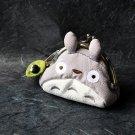 Totoro Purse Ghibli Japan Original Crepe Texture Sun Arrow High Quality NEW