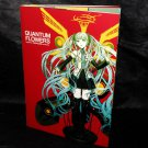 QUANTUM FLOWERS nagimiso VOCALOID artworks Japan Anime Art Works Book NEW