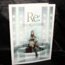 Re Riplai Final Fantasy Square Enix Japan Book With DVD