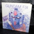 Gundam Fix Works of Katoki Hajime Transition Plus Japan Anime Art Works Book