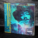 The Jimi Hendrix Experience Valley's Of Neptune Japan BSCD2 Music CD mini LP NEW