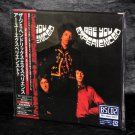 The Jimi Hendrix Experience Are You Experienced Japan BSCD2 Music CD mini LP NEW