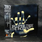 Porcupine Tree The Incident CD MINI LP SLEEVE JAPAN NEW