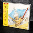 Final Fantasy III Original Soundtrack JAPAN PSCR-5252 GAME MUSIC CD