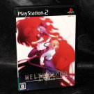 Melty Blood Act Cadenza PS2 Japan Action 2D Fight Game