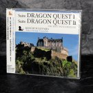 Dragon Quest I and II Suite JAPAN ORIGINAL MUSIC CD NEW