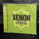 XENON THE ORIGIN RYU UMEMOTO RARE TRACKS Vol.3 Japan Game Music CD NEW