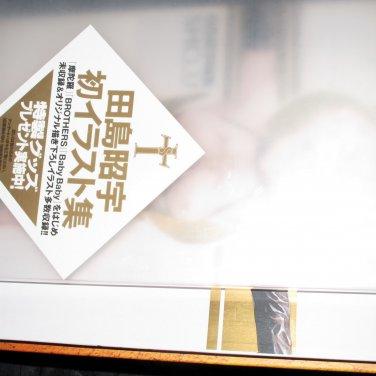 SHOU TAJIMA SHO-U Illustrations Japan Anime Manga Art Book