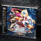 BLAZBLUE CONTINUUM SHIFT EXTEND SONG INTERLUDE Japan Game Music CD