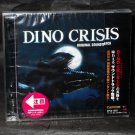 Dino Crisis Original Soundtrack OST JAPAN GAME MUSIC CD 1ST ED with Pendant NEW