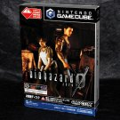Biohazard Resident Evil 0 Capcom Japan Horror Action Gamecube Game