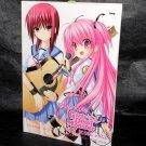 Angel Beats Girls Dead Monster Official Band Score Book Vol.2 Japan NEW