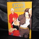 The King of Fighters Series Visual Book Scud Head SNK NEO GEO Game Art Book