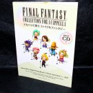 Final Fantasy singing a cappella Music Score Japan Sheet Music with CD NEW