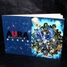 Aura Maryuinkoga Saigo no Tatakai Sketch Book Japan Anime Art Works Book NEW