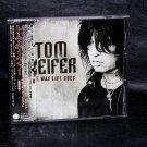 Tom Keifer The Way Life Goes Japan CD with Bonus Track NEW