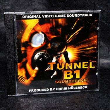 Tunnel B1 Original Video Game Soundtrack Music CD