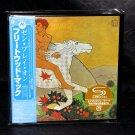 Fleetwood Mac Then Play On Japan SHM CD mini LP Sleeve Free Shipping NEW