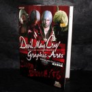 Devil May Cry 3/1/4/2 Graphic Arts Capcom Japan Game Art Works Book NEW