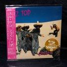 ZZ Top El Loco Japan SHM-CD Mini LP Album Limited Edition Cardboard Sleeve NEW