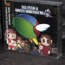 Fantasy Zone Quartet Alex Kidd Sega System 16 Game Music 3 CD Soundtrack 1 NEW