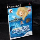 Adventure of Tokyo Disney Sea PS2 Playstation 2 Japan Action Game
