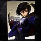 Code Geass Lelouch Of The Rebellion The Complete R2 Japan ANIME ART BOOK