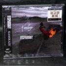 D'espairsray Kamikaze Regular Version VISUAL KEI JAPAN MUSIC CD NEW