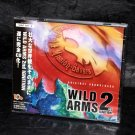 WILD ARMS 2nd IGNITION PS2 GAME JAPAN MUSIC CD Soundtrack NEW