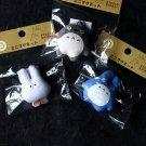 Totoro Fridge Magnet Set of 3 Japan Studio Ghibli Movie NEW