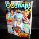 COSNAP Vol.04 JAPAN COSPLAY COSTUME COSMODE MAGAZINE PHOTO BOOK NEW