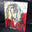 Minami Ozaki Akuratsu 19950818 BRONZE ANIME DOUJINSHI ART BOOK