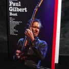 Paul Gilbert Best Band Score TAB MUSIC BOOK JAPAN