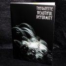 The Gazette BEAUTIFUL DEFORMITY Band Score Book with TAB Japan Visual Music NEW