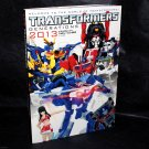 Transformers Generations 2013 Japan Guide Photo Art Figure Toy Book NEW